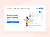 Home Page - Product Order
