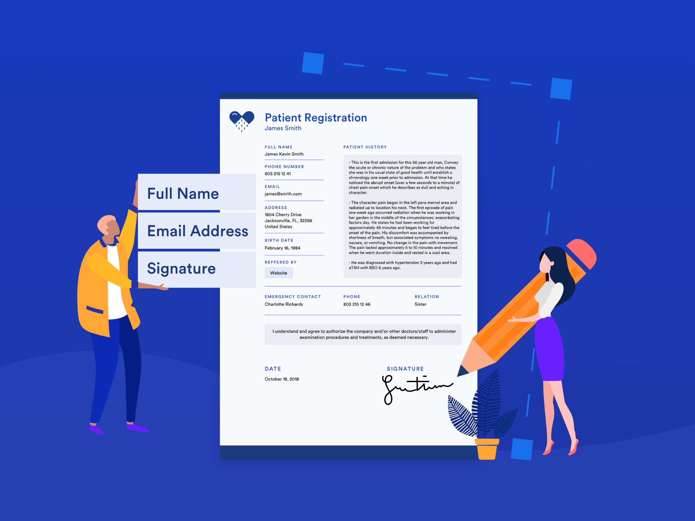 Pdf document creation
