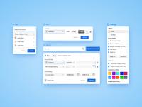 Spreadsheet dropdown menus