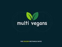 Multi Vegans Logo Design