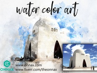 Water Color Art