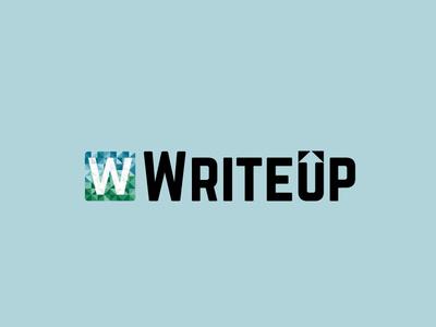 Write Up icon flat app logo cover branding website web vector lettering typography illustrator illustration facebook animation @typography @logo @fiverr @design design
