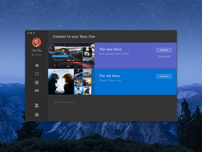 Xbox app on Mac concept microsoft game streaming mac xbox