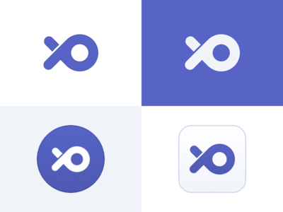 The app logo and icon experiments