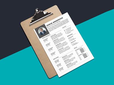 Free Business Intelligence Manager CV/Resume Template free cv cv template freebie curriculum vitae free cv template free resume template freebies cv resume