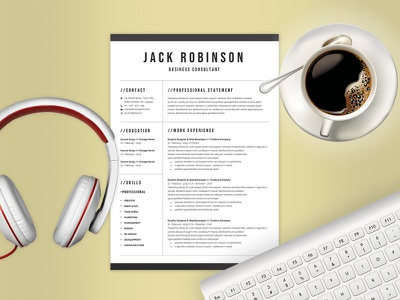 Free Business Consultant CV Resume Template free cv cv template freebie curriculum vitae free cv template free resume template freebies cv resume