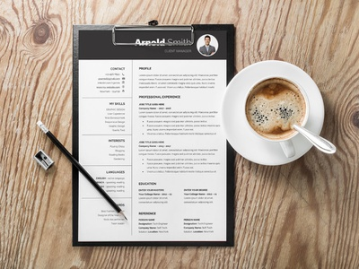 Free Classic Word Resume Template With Formal Design word cv word resume free cv cv template freebie curriculum vitae free cv template free resume template cv freebies resume