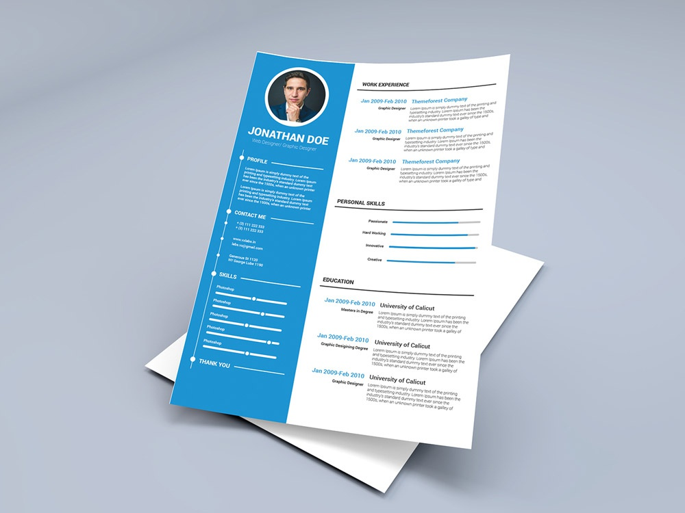 free timeline cv template by julian ma on dribbble
