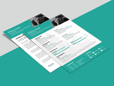 Free Photographer Resume Template + Portfolio and Cover Letter