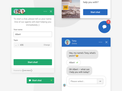 Live chat [custom] customisation brandembassy userexperience ux userinterface ui desktop icons live chat chat appdesign app
