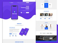 Apps Psd Template