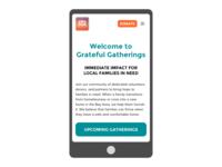 Redesigning GratefulGatherings.org - Part 2