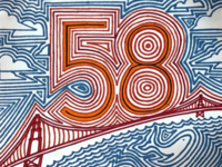 Sprint 58 Sign