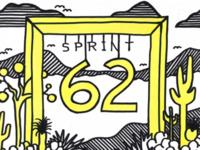 Sprint 62 Sign