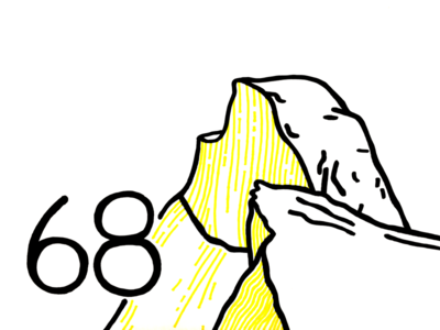 Sprint 68 Sign
