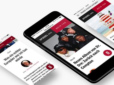 SPIEGEL - Daily App