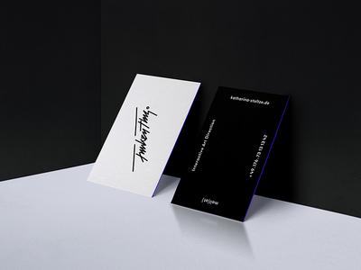 Funkenflug Businesscards