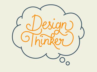 Design Thinker Patch