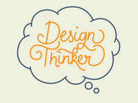 Design Thinker Patch