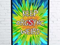 Keep OrgSync Weird