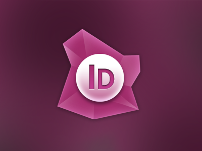 Indesign Icon in Rickie's Style
