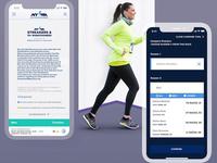 NYRR Results Database