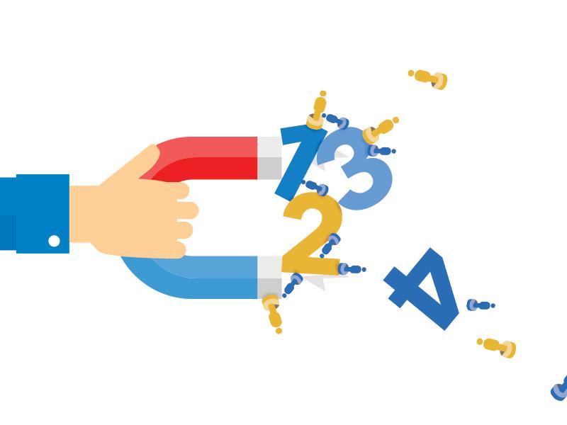 Lead Magnets illustration blogpost marketing lead magnets