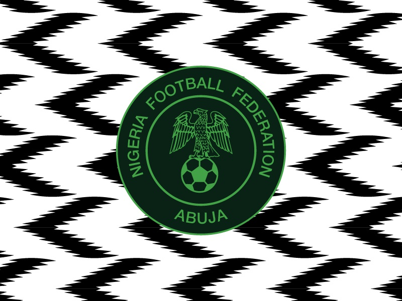 sneakers for cheap 80db4 2b175 Nigeria Football Kit Pattern by cokards on Dribbble