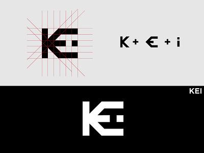 Kei minimalist green logodesign logoinspiration logo photoshop illustrator