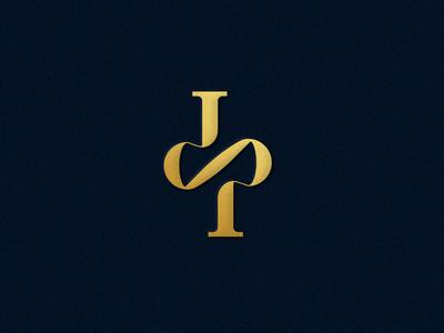 DP Monogram luxury Symbol