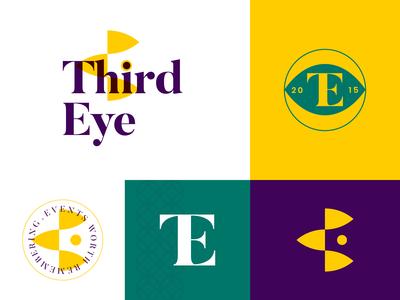 Third Eye Dynamic Logo Monogram