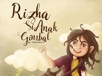 Riza Si Anak Gimbal Book Cover