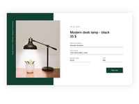 Payment by card_UI practice