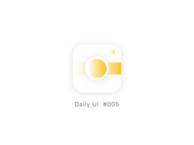 Daily UI 005 - AppIcon appicon 005 dailyui