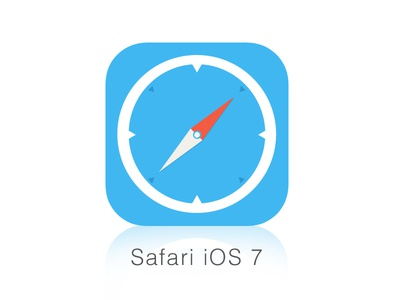 My Version Of IOS 7 Safari