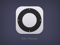 iOS 7 Apple Remote