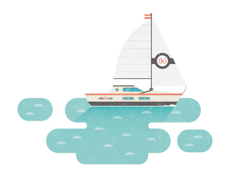 K sailboat