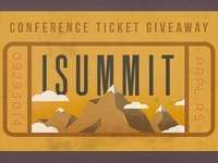 Isummit Giveaway Illustration