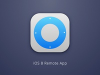 iOS 8 Remote App in Sketch