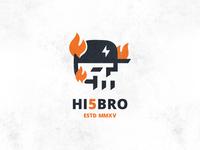 Hi Five Bro