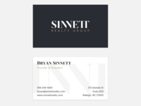 Sinnett Realty – Branding Package 01