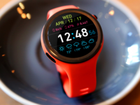 Watchoid - Android Watch Face Design - Alternate Colors