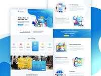 Roqay Website Design