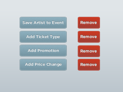 Save, Add & Remove buttons