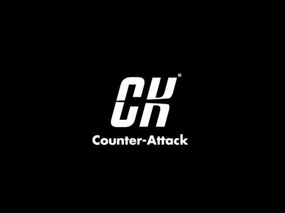Countre Attack Logo Design