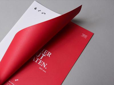 Image brochure key image print clean branding simplicity brochure type design symbols minion