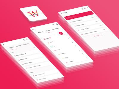 Wunderlist Redesign redesign wunderlist redesign wunderlist