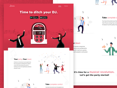 Jukebox graphicdesign graphic design banner clean design illustraion art procreate illustrator illustration