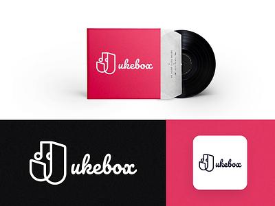 Jukebox logo design design illustraion art vector graphic procreate illustrator illustration logos logotype logo