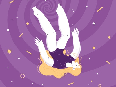 dream illustration sleep dream